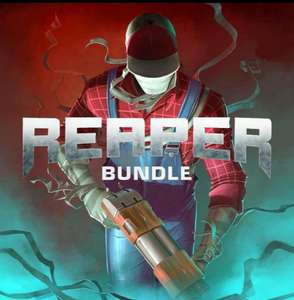 Reaper Bundle: 10 Spiele (Steam) Payday 2, Hover, Homeworld Remastered Collection, Immortal Redneck... (Fanatical)