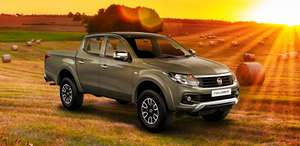 [Privatleasing] Fiat Fullback Double Cab SX (154 PS) - 119€ / Monat, 799€ Bereitstellung, 24 Monate, 12k km p.a. im Privatleasing
