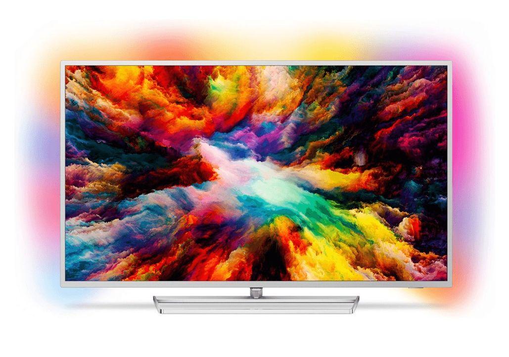 PHILIPS 50PUS7363, 126 CM (50 ZOLL), UHD 4K, SMART TV, LED TV, 1600 PPI, AMBILIGHT 3-SEITIG, DVB-T2 HD, DVB-C, DVB-S, DVB-S2