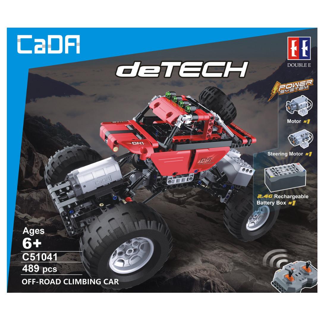 Klemmbaustein Set CaDA C51041 - RC Off-Road Fahrzeug