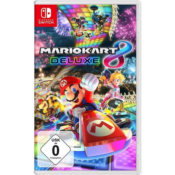 Mario Kart 8 Deluxe für die Nintendo Switch für 40,99€ inkl. Versandkosten mit Check24 Gutschein