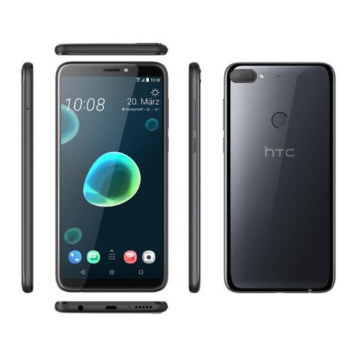 HTC Desire 12+ [Inklusive 10 € Aldi Talk Starter Set]