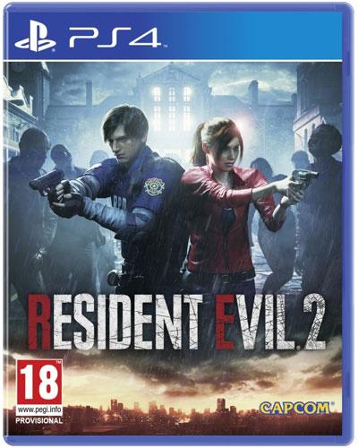 Gamelimit / Neukunden - Resident Evil 2 (PS4) für 44,95€ inkl. Versand