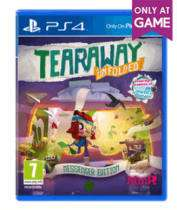 Tearaway: Unfolded - Messenger Edition (PS4) für 6,82€ (Game UK)