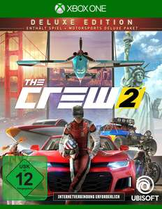 The Crew 2 Deluxe Edition (Xbox One & PS4) für je 19,99€ (GameStop)