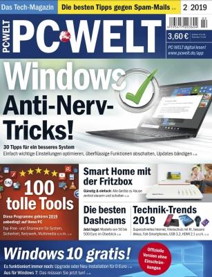 PC Welt Plus 3 Monate für 22,95€ + Barprämie über 22,95€ + 1 Monat gratis