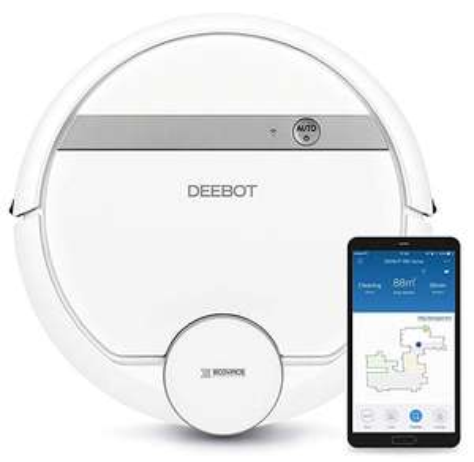 [Amazon WHD] Ecovacs Deebot 900 238,08€ / Neato Botvac D7 380,37€