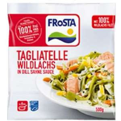 Frosta Tagliatelle Wildlachs - Coupon 0,50€