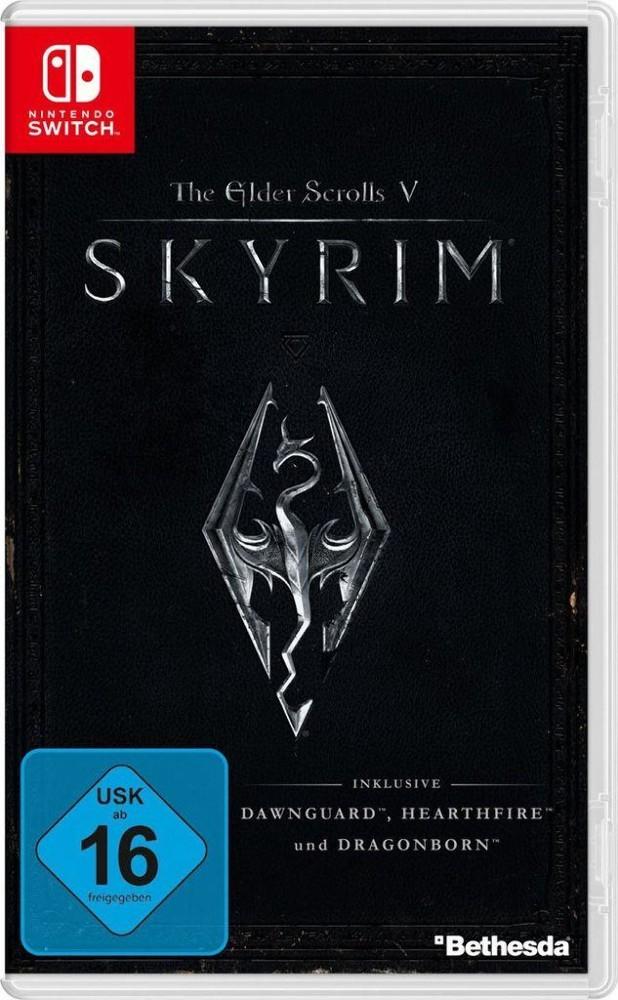 [Expert Schwäbisch Hall] The Elder Scrolls Skyrim Switch für 23,99 inkl. Versand oder für 20 € bei Abholung