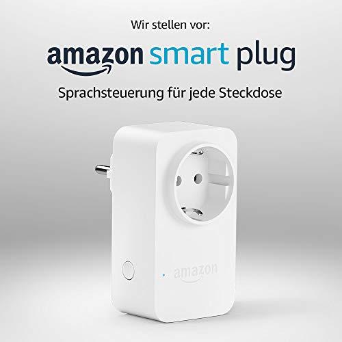 """Amazon Smart Plug Echo Alexa (WLAN-Steckdose) """"Nur für ausgewählte Kunden"""""""