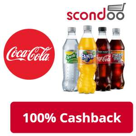 GZG: Geld zurück auf alle Zero-Produkte von Coca-Cola: Coke, Fanta, Sprite und Mezzo-Mix kostenlos durch GzG bei scondoo
