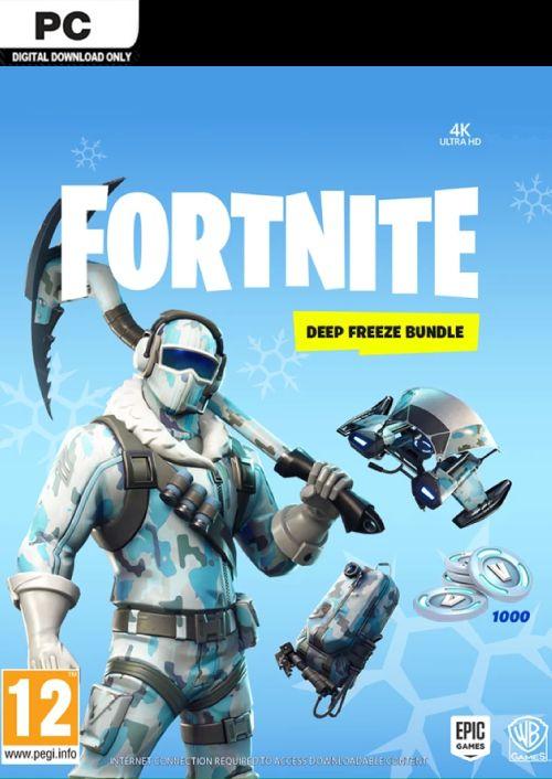 FORTNITE - Deep Freeze Bundle (PC / Xbox / PS4 / Switch) - ab 15,89