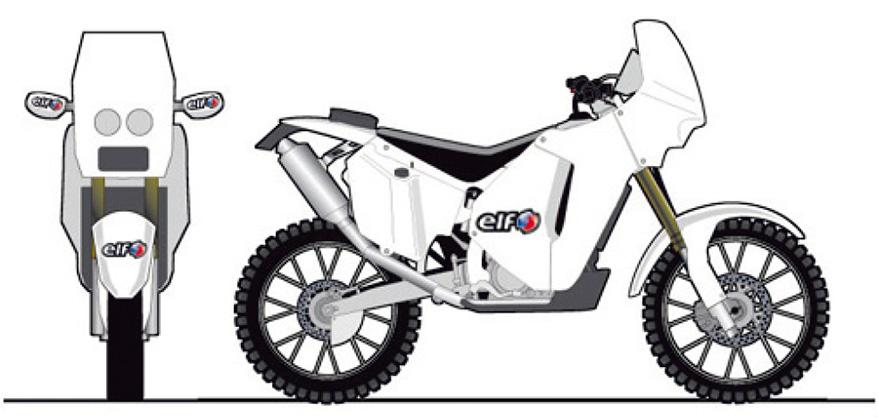 Tolles Aufkleber Set fürs Motorrad kostenlos bestellen