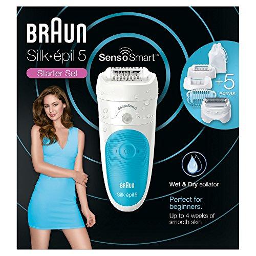Braun Silk-épil 5 5-890 SensoSmart