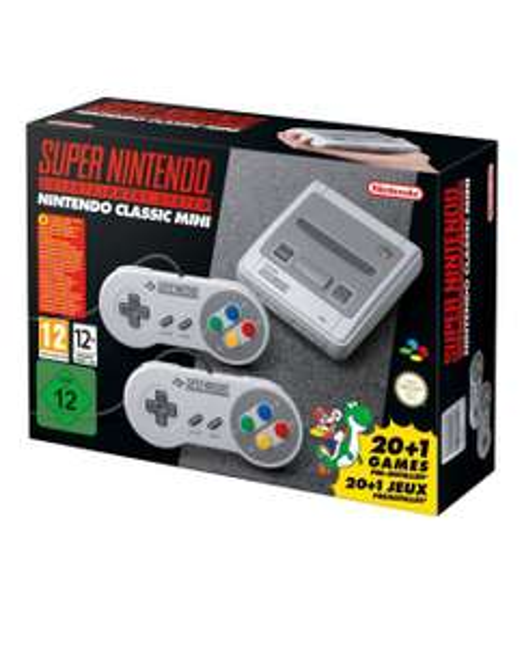 Super Nintendo Classic Mini für 66€ [Media Markt Lübeck]