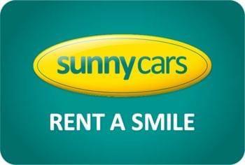 40€ Gutschein bei Autovermietung über Sunnycars