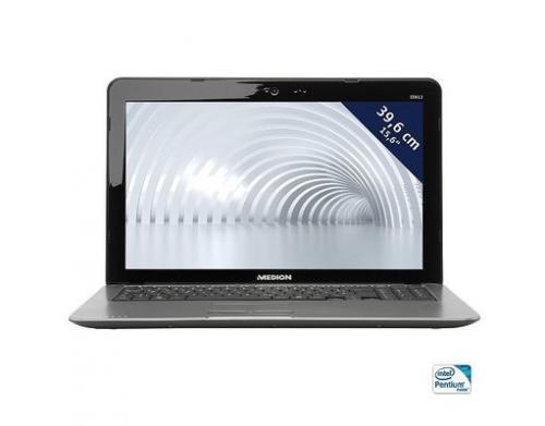 Medion Akoya Slim Line S5612 (15,6 Zoll / Intel Pentium SU4100 1,3 GHZ Dual-Core / 4 GB RAM / 128 GB SSD) @ Meinpaket für 307,12 EUR