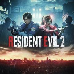 Resident Evil 2 SHAREfactory Theme (PS4) Design kostenlos (PSN Store)