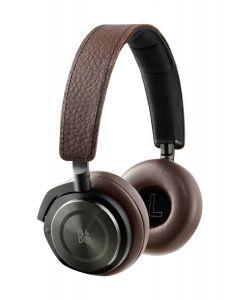 Bang & Olufsen Beoplay H8 braun- kabelloser Active Noise Cancelling (bis zu 14 Stunden) On-Ear Kopfhörer mit aptX