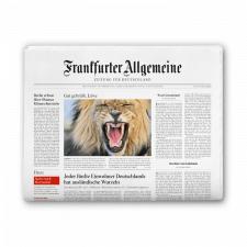 Frankfurter Allgemeine Zeitung gedruckt – 2 Wochen GRATIS - Kündigung nicht vergessen !
