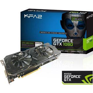 8GB KFA² GeForce GTX 1080 EX OC Edition