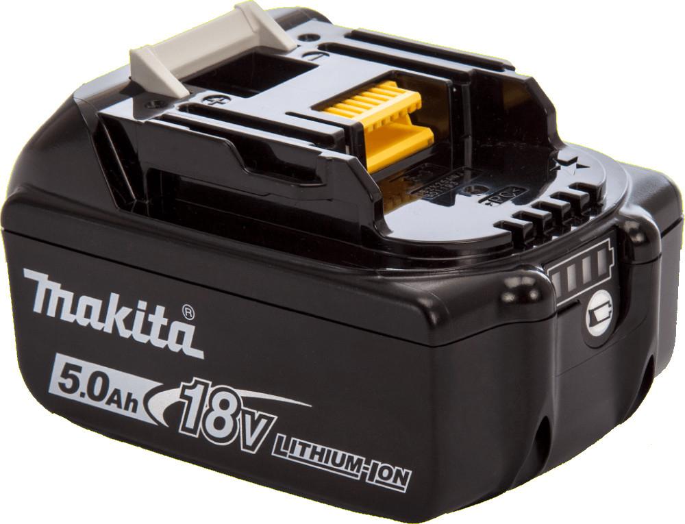 2 Stück Original Makita BL1850B Akku 18V 5,0Ah für 99,46€ [Toolineo]