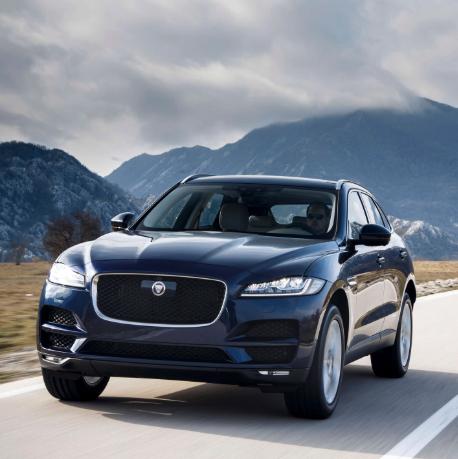 Leasing: Jaguar F-Pace 25t AWD Prestige für mtl. 359,- (395,- € inkl. Überführung) - LF 0,60 / 10tkm / 30 Monate