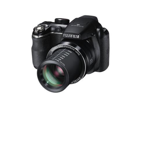 [@amazon]Fujifilm FinePix S4500 Digitalkamera (14 Megapixel, 30-fach opt. Zoom, 7,6 cm (3 Zoll) Display, bildstabilisiert) schwarz