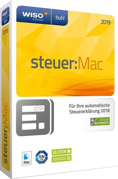 Wiso Steuer Mac 2019 (für Steuererklärung 2018)