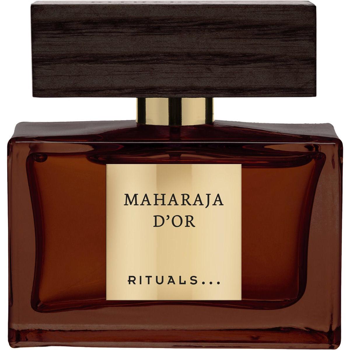 [Karstadt] Rituals Maharaja d'Or u.a., Eau de Parfum, 50 ml