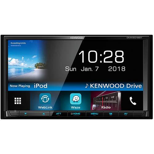 Kenwood 2DIN Autoradio - DMX6018BTS