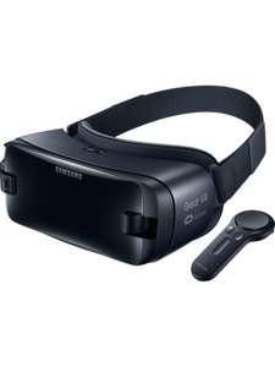 Samsung VR (SM-R325) mit Controller Orchid Grey [Mobilcom]