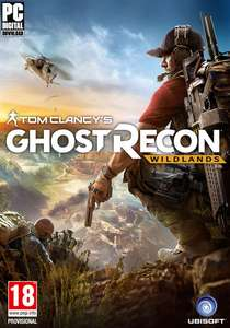 Tom Clancy's Ghost Recon: Wildlands (uPlay) für 15,75€ (Humble Store & GreenManGaming)