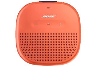 BOSE SoundLink Micro, Bluetooth Lautsprecher, Wasserfest, Orange (Saturn ab 20 Uhr)