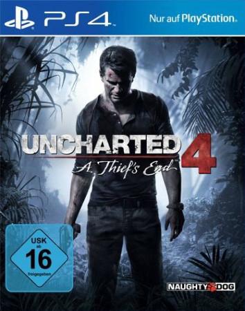 Ps4 Spiele Angebote bei Expert Schwäbisch Hall unter anderem Uncharted 4 a Thief's End, Okami HD, Baphomets Fluch 5 und paar andere