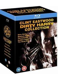 Dirty Harry Collection(UK Blu Ray Box) für 20,26€ inkl.VSK@AMAZON.UK