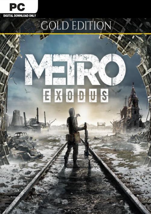 Metro Exodus Gold Edition (PC)