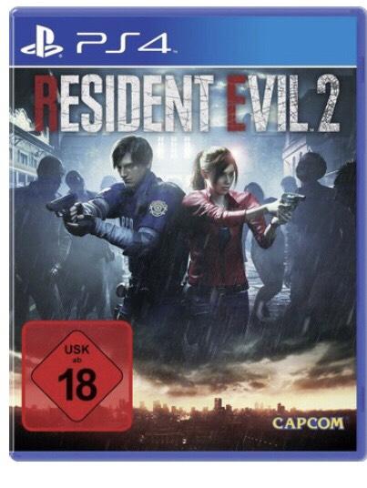 Resident evil 2 Remake Lokal Dinslaken PS4
