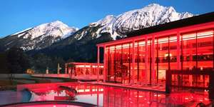 Rupertstherme Bad Reichenhall: Tag in Therme & Sauna