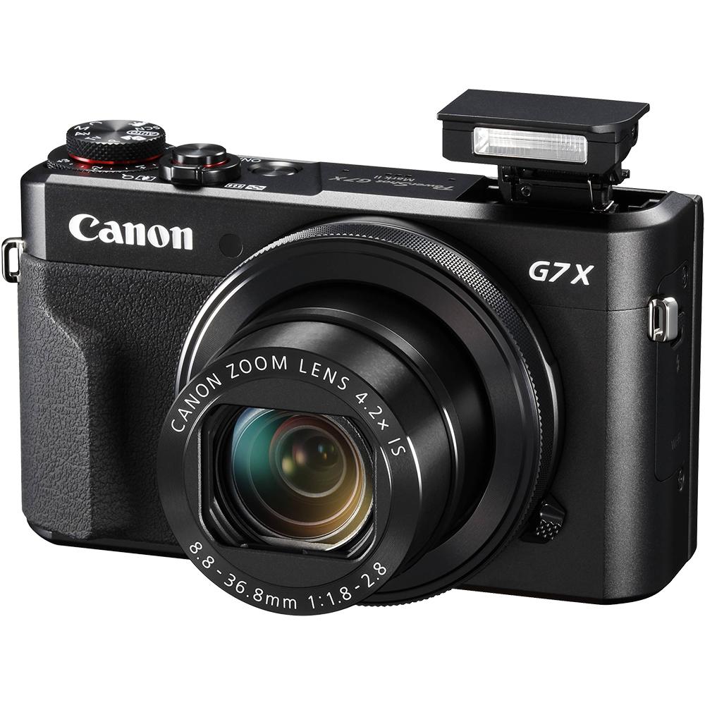 Canon PowerShot G7 X Mark II 449€ + 30€ Cashback oder 40€ Guthaben bei Canon