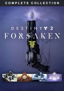 Destiny 2 Forsaken Complete Collection - PC Key