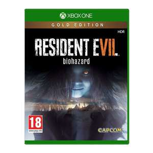 Resident Evil 7: Biohazard Gold Edition (Xbox One) [Shop4de.com]
