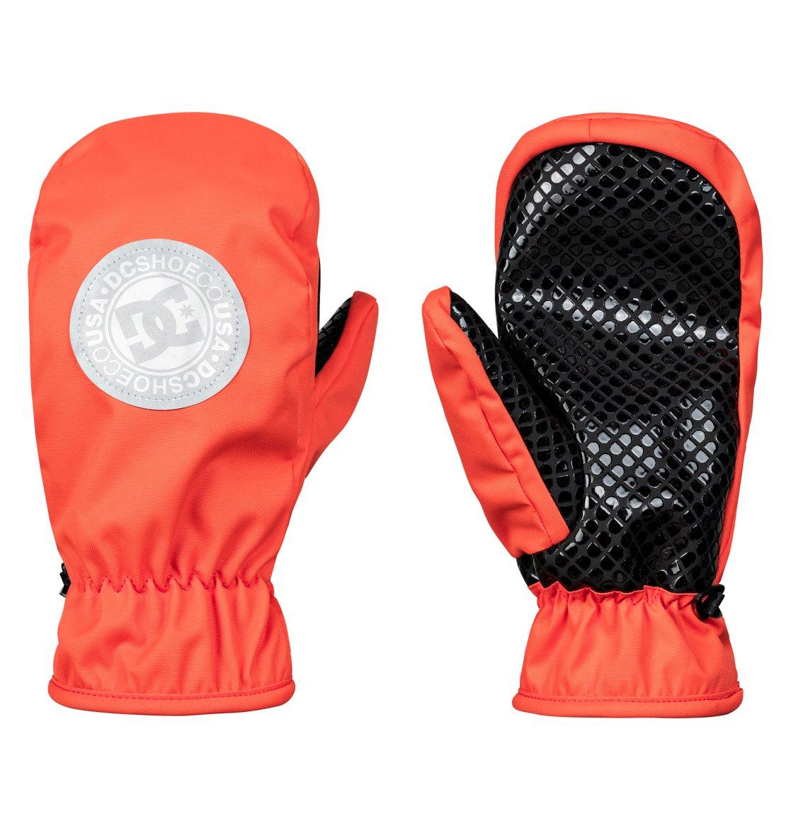 Für den Winter - DC Shelter Snowboard / Ski Handschuhe (Fäustlinge)