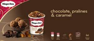 [Lokal][Offline] Häagen-Dazs chocolate,pralines and caramel 500ml nur 2,99€ bis 21.11.12