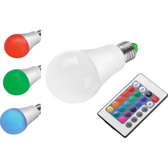 Mömax- LED-Leuchtmittel C80205mm, 6,5 Watt mit Fernbedienung + € 3,95 bei Versand