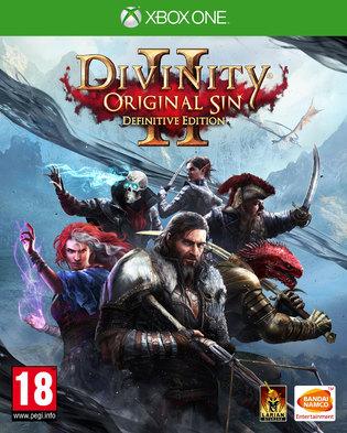 Divinity Original Sin 2: Definitive Edition (Xbox One & PS4) für je 21,99€ (ShopTo)