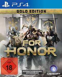 [Lokal Expert - 74722 Buchen] For Honor Gold Edition für PS4