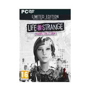 Life is Strange: Before the Storm Limited Edition (PC) für 9,14€ (Game UK)