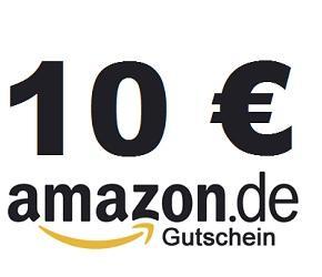 10 € Amazon Gutschein für 5 Einladungen zu Ondeals.de