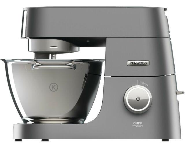 Kenwood KVC 7300 S Küchenmaschine Chef Titanium